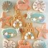Мастер-класс «Роспись пряничков: кусочек моря»