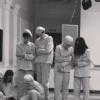 Спектакль «Записки Освенцима»