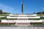 Центральная площадь г. Ижевска