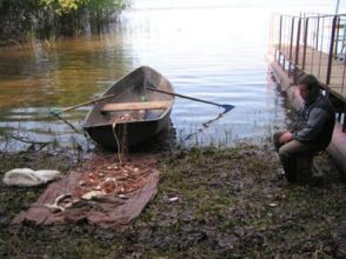 когда закрывают рыбалку на удмуртии