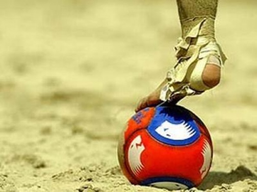 «Кристалл» претендует на «золото» в пляжном футболе