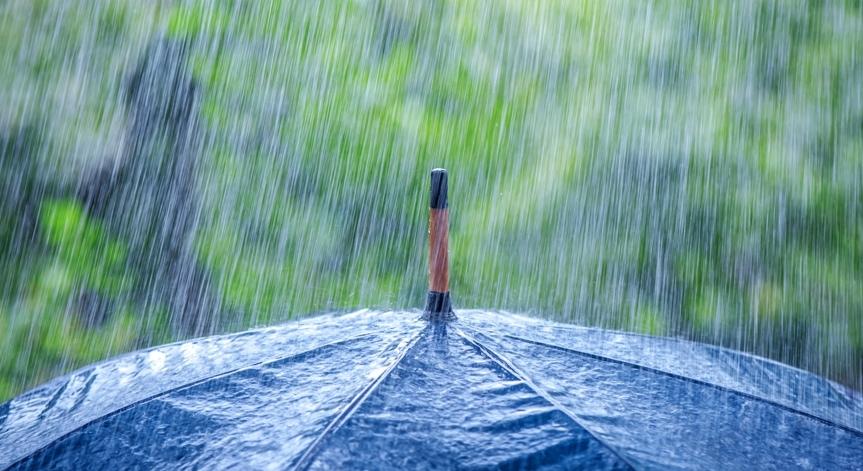 Ночью в Удмуртии пройдут сильные дожди